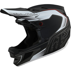 Troy Lee Designs D4 Composite Helm exile black